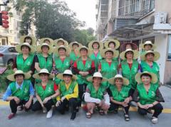浙江平湖:乡贤引领助推文明城市创建