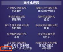 """旗天科技斩获""""数字化营销创新奖"""""""